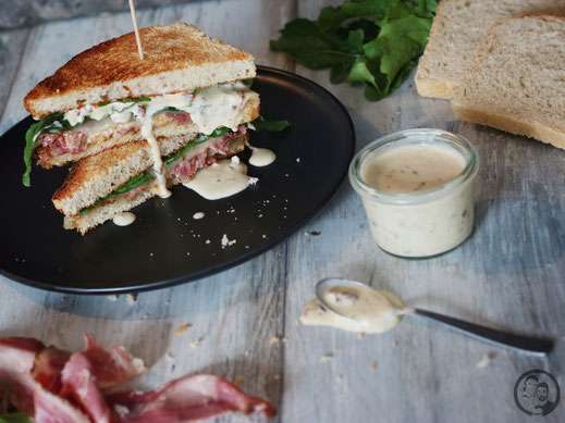 Maple-Bacon Aioli_Rezept_BBQ_Saucen