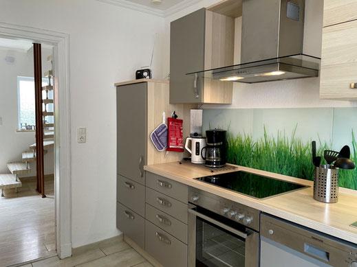 Moderne Küche mit Vollausstattung