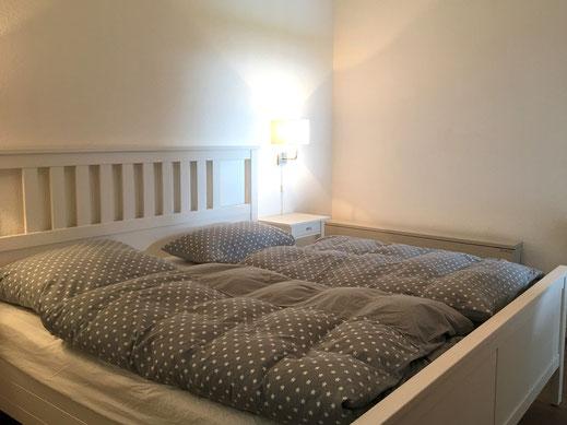 Master - Schlafzimmer
