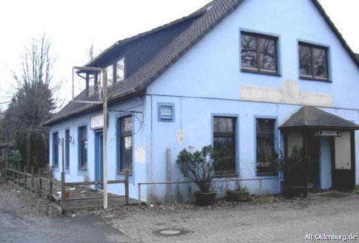 Der Schützenhof kurz vor seinem Abriss (2006)
