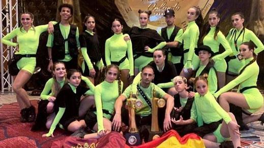 Cras Dance Mundial de danza Orlando