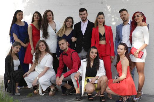 V Festival de Cine y Televisión Reino de León - CHICUELINES - Cras Dance