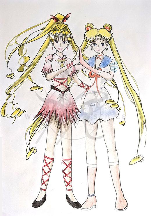 Magicalgirl Duo - Jahre später