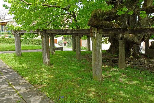 Lindenlaube in Hollenbach