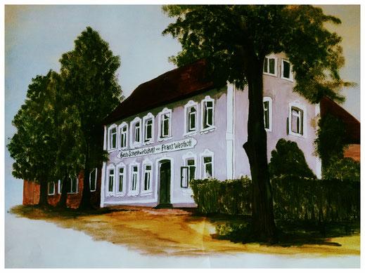 Die Gast- und Schenkwirtschaft Franz Westhoff bis Januar 1968