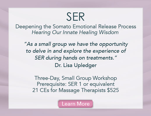 SER: Deepening the Somato Emotional Response Process