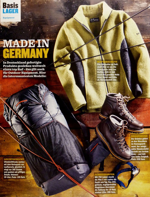 Outdoor-Magazin 03-2012