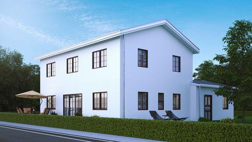 Innovativ, individuell und maßgeschneidert - Architektur Ihres Traumhauses