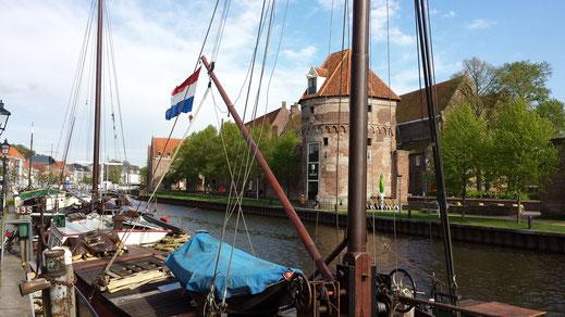 Grachten van Zwolle