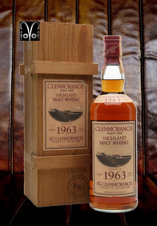 Original Bottling Glenmorangie 1963 / 1987 - 23 Years