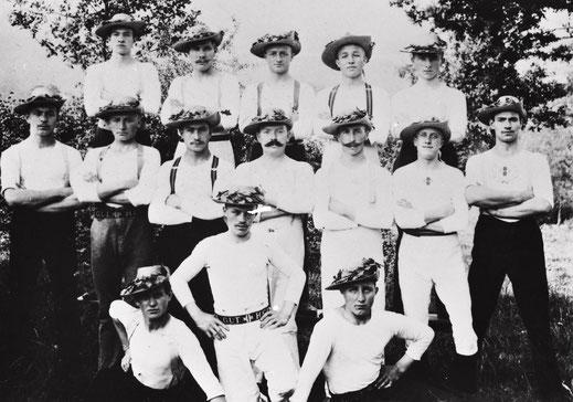 TV Kredenbach Lohe im jahr 1907