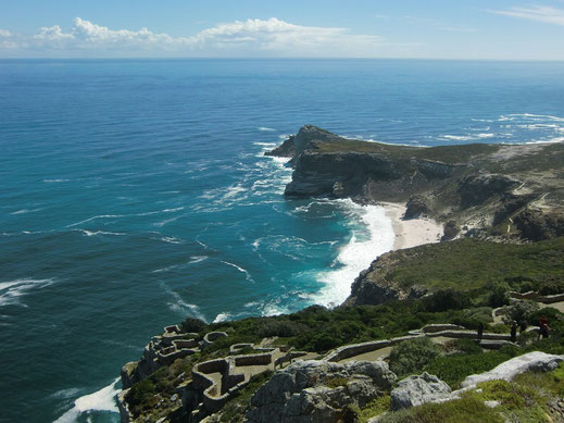 Kap der Guten Hoffnung, Südafrika-Reise