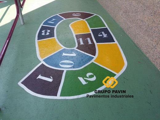 pavimentos, industriales, grupo, pavin, juegos, infantiles