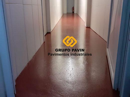 Suelos y pavimentos industriales para la industria cárnica en Girona