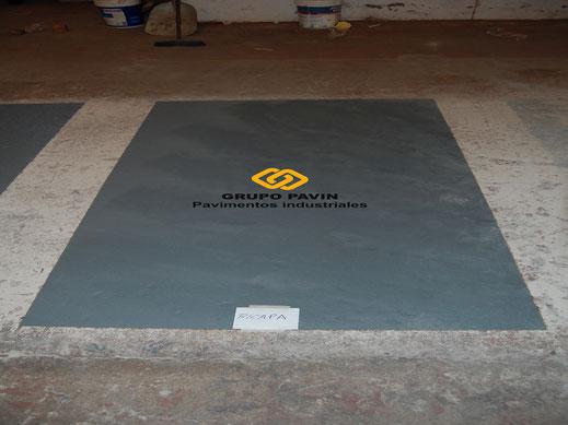 Bicapa epoxi de 1,5mm de espesor en suelos y pavimentos industriales de resinas en Barcelona