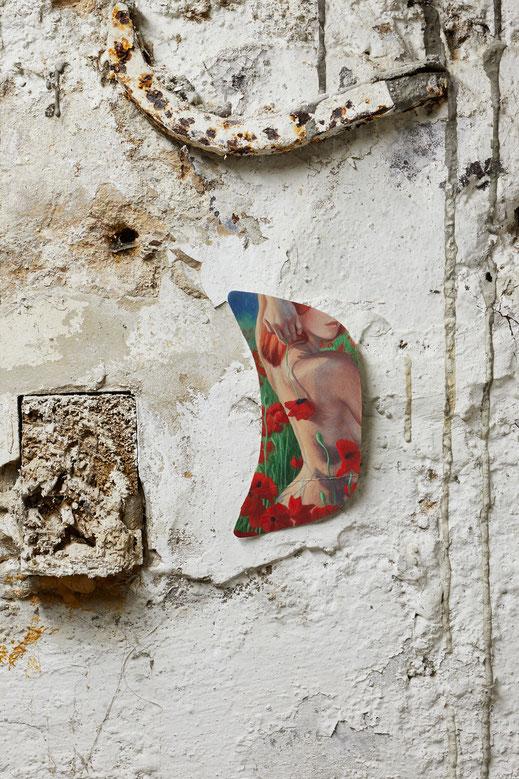 """© Jeanchristophe Lett, """"Jour de fête en couleurs"""" Louise Sartor, Naoki Sutter-Shudo, Crèvecœur, Marseille"""