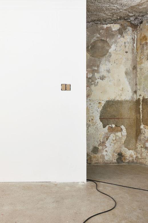 Xavier Antin, Michael Asher*, Eva Barto, Kevin Desbouis, John Knight, Guillaume Maraud/23102015, Joe Scanlan © Jeanchristophe Lett