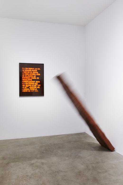 Virginie Yassef, Galerie Vallois, Paris © Jeanchristophe Lett