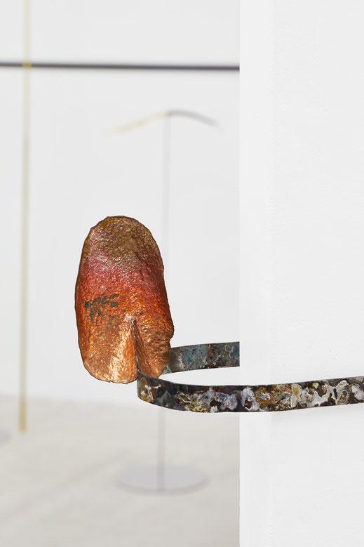 "© Jeanchristophe Lett, Martin Belou, "" garde fou "", galerie Catherine Bastide, Marseille"