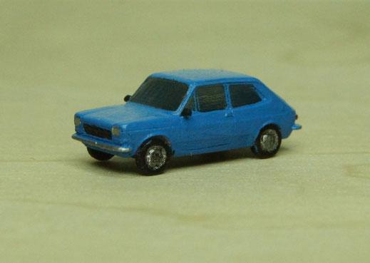 N Scale Fiat 127