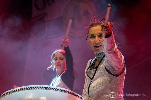 RASA DAIKO beim Gothardusfest 2014