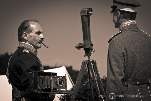 Kaisermanöver auf dem Boxberg 2011 Militaria Uniform Weltkrieg