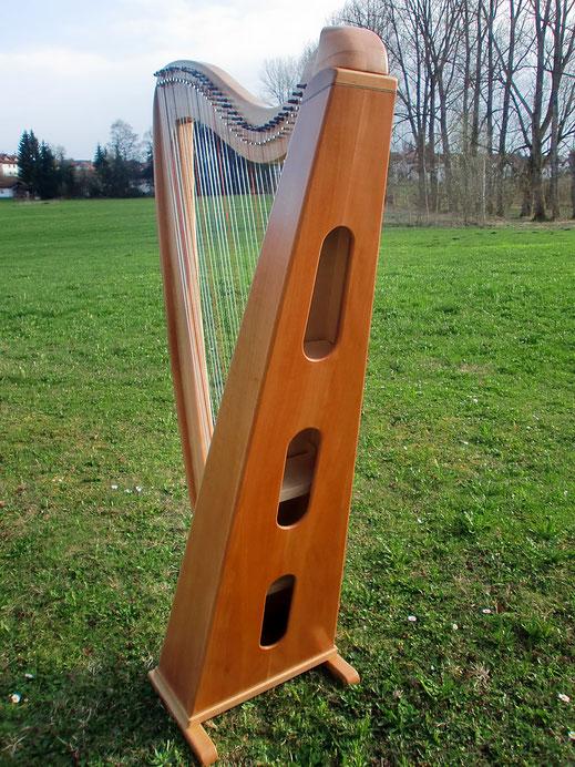 Tremer-Harfen Modell Jupiter 36 Saiten