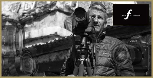 Reisefotograf Jürgen Sedlmayr