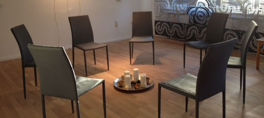 Venue room for learning TBT at RAUM für ZEIT in Bergisch Gladbach, Germany