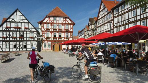 Eschweger Marktplatz ©werratal-tourismus.de