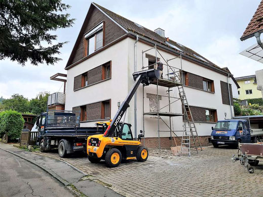 Haus Umbauarbeiten