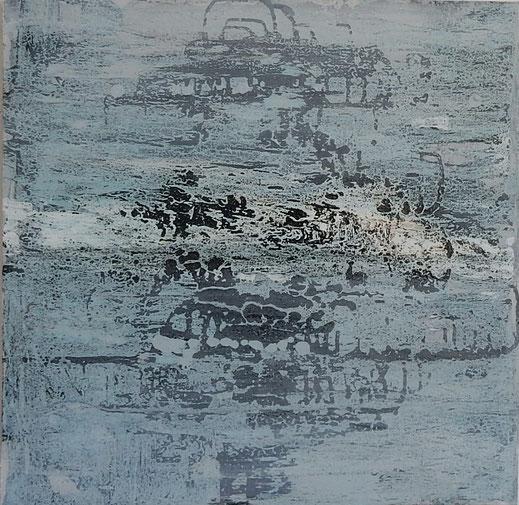 Spiegelung (60x60cm)