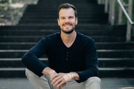 Personal Trainer und Resilienzcoach Timo Call in München