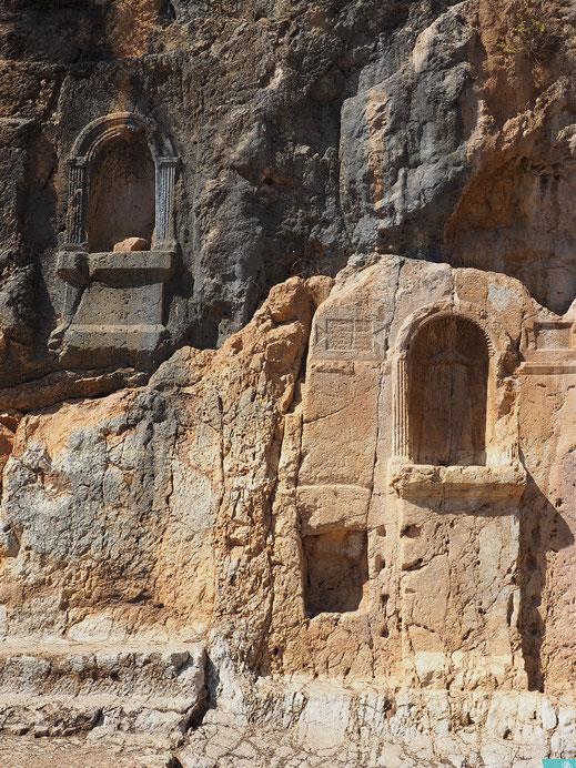 Cesarea Filipo, Banias