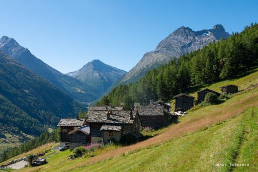 Weiler Sengg, Innerbalen