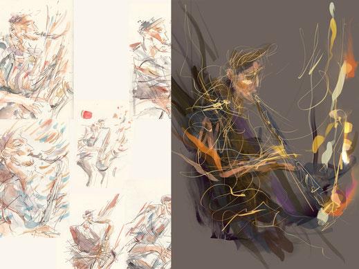 Sketch Jazz