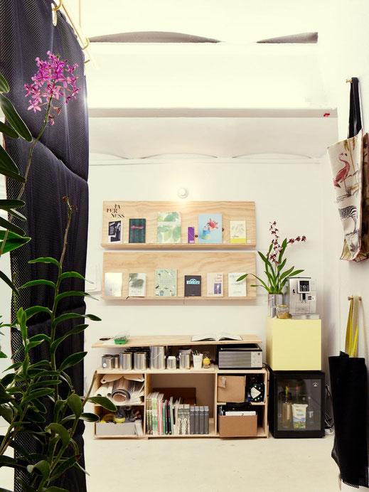 phyllis miriam koepf pop up apartment91 interior textiles stoffe vorhaenge
