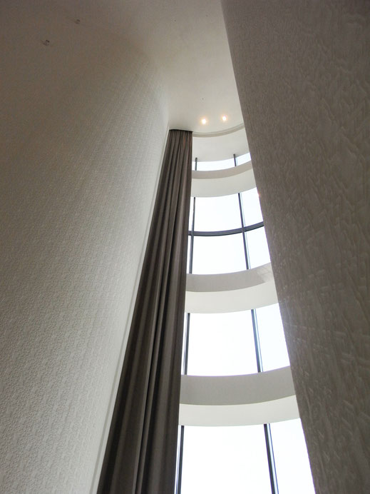 rathaus schorndorf ippolito fleitz apartment91 interior textiles vorhaenge curtains 2