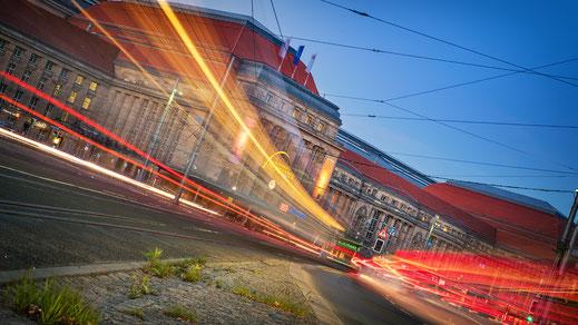 Rush Hour am Hauptbahnhof