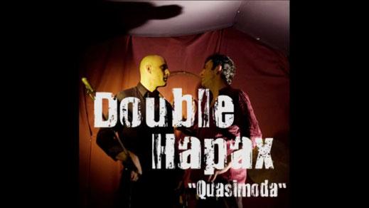 Double Hapax - Quasimoda (2011)