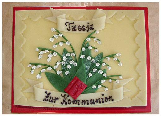 Marzipanzauber, Torte Konfirmation Kommunion, Konfirmationstorte Kommunionstorte, Winsen Lüneburg Buchholz Soltau