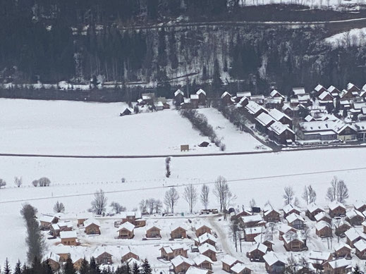 Kreischberg Chalets Übersicht - Chalet MUR von Familie Schwede