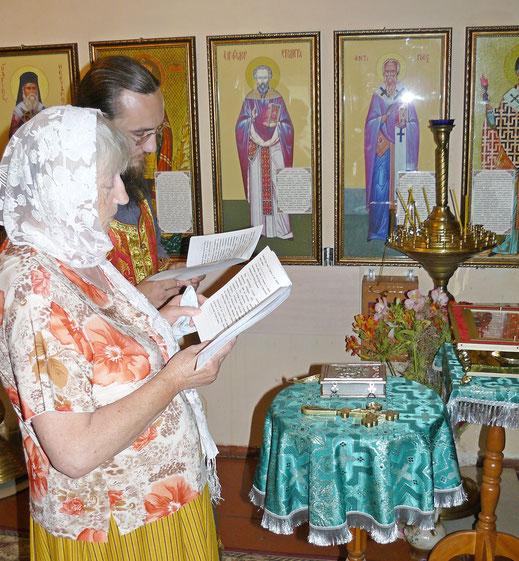 Возврат в Православие. Лето 2015 года.