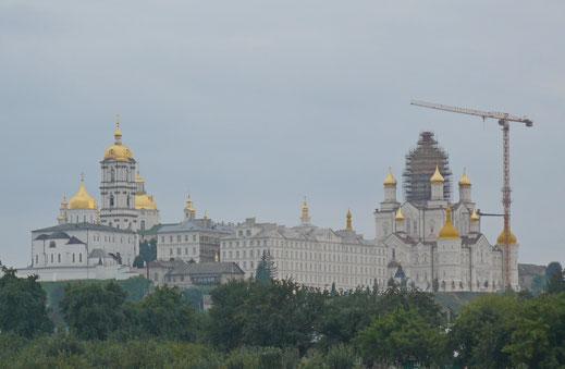 Почаевская Лавра. Июль 2013 года.