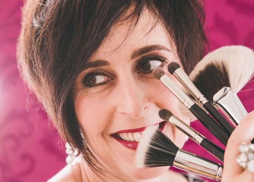 lemongrass Lenzburg, Schminkkurse mit Denise Donà, Tages- oder Abend Make-up, Make-up Kurs 60 plus, Camouflage Make-up, Brillen Make-up