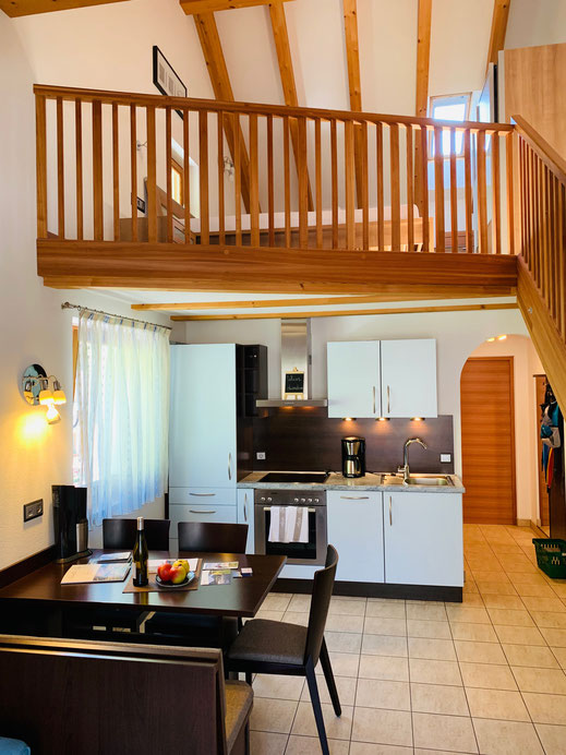Appartement Enzian (Appartements Großgasteiger im Ahrntal)