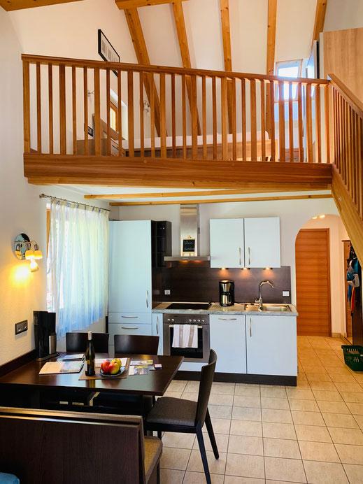 Appartement Enzian (Appartements Großgasteiger im Ahrntal)
