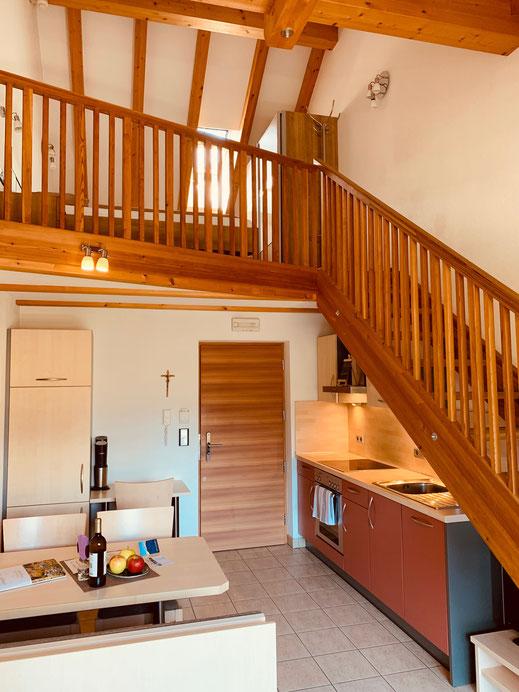 Appartement Alpenrose (Appartements Großgasteiger im Ahrntal)