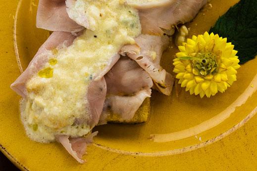 Agriturismo Il Picchio, Cucina friulana innovativa