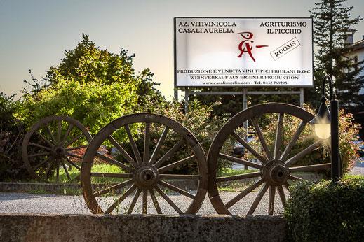 Agriturismo Il Picchio, Località Casali Aurelia 3 sulla Statale 14 Ts-Ve